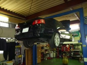 MASERATI Quattroporte Evoluzione V6納車整備 - Lusso Cars Report ...